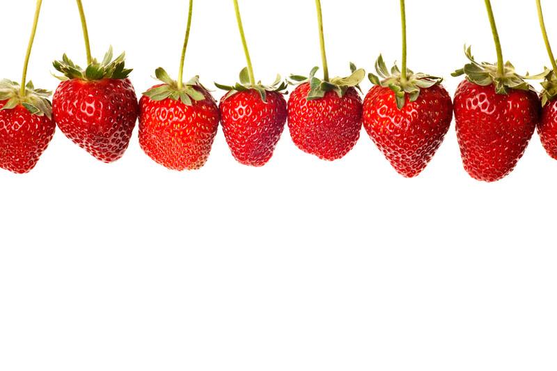 Les fraises : votre allié minceur !