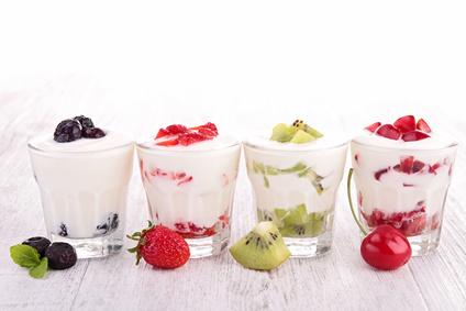 Vos yaourts aux fruits maison © Fotolia