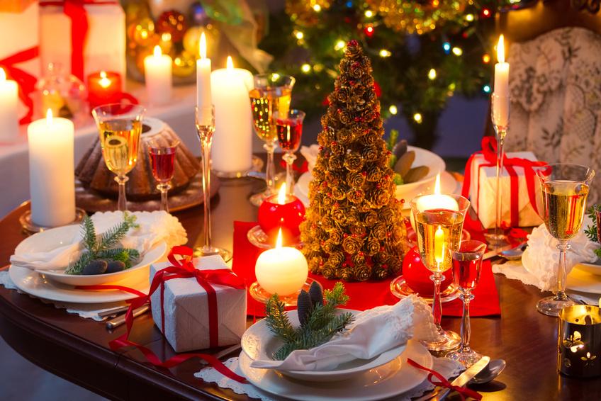réveillons de Noël et jour de l'An