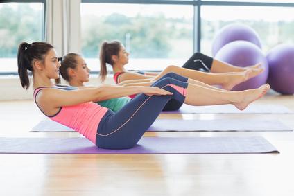 Stabilisez votre poids en bougeant