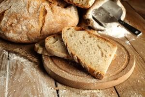 Le pain complet au levain est le meilleur pour votre santé