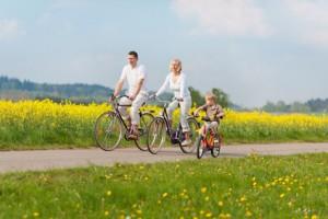 le vélo redessine les muscles, amincit, améliore le cardio