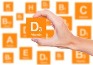 Le tableau des vitamines