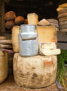 les laitages et  fromages