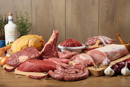 alerte sur les viandes rouges