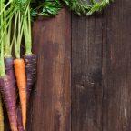 les différentes sortes de carottes